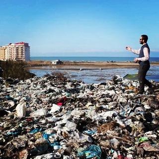 یک فعال محیط زیست