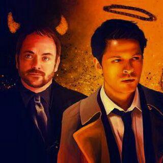?Castiel & Crowley?