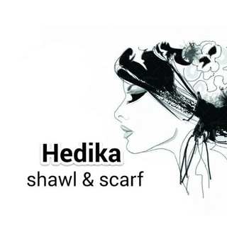 شال و روسری هدیکا
