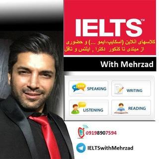 IELTS-TOEFL with Mehrzad