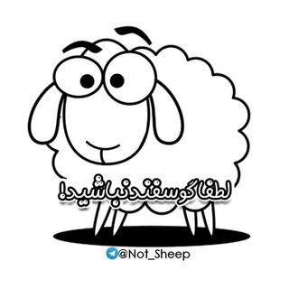 لطفاً گوسفند نباشید !