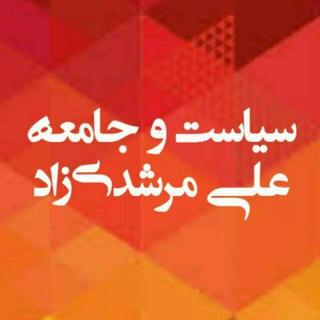 سیاست و جامعه. علی مرشدیزاد